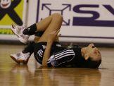 Görbicz Anita megsérült a Fradi ellen