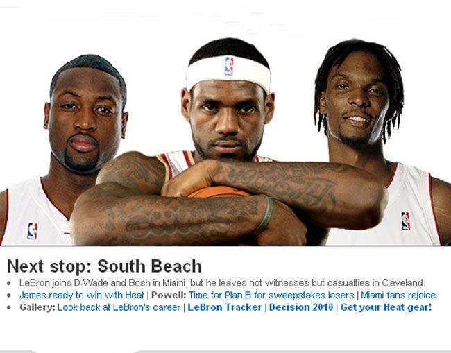 Cleveland csatlakozik