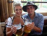 Az Oktoberfesten járt a Bayern München